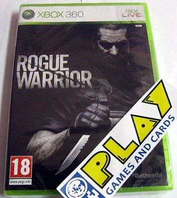 Rogue Warrior Xbox 360 Pal España Nuevo Precintado New Sealed Entrega Agencia24H