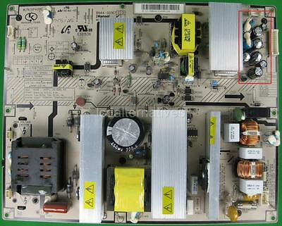 Repair Kit, Samsung LN-T4071F, LCD TV, Capacitors