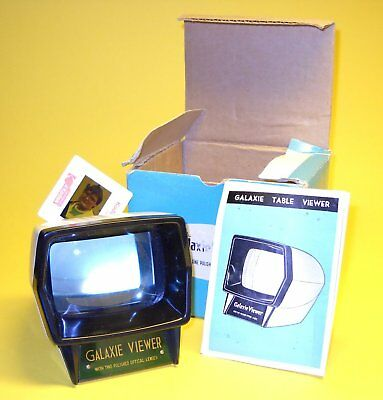 Galaxie 24x36mm Slide Viewer --extremely good condition