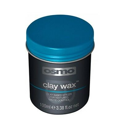 Osmo Essence Hair Clay Wax No Shine Strong Hold 100ml