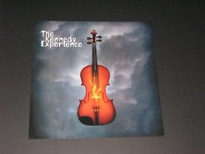 The Kennedy Experience Rare Promo Album Poster Flat