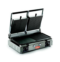 Pannini Grill GPG20M Ribbed/Smooth General Commercial