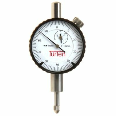 ".25"" MICRO MINI DIAL INDICATOR GAGE GAUGE AGD Precision"