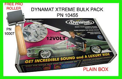 DYNAMAT Xtreme BULK PACK 10455 + ROLLER 10007 36 FT²  - no additional folds