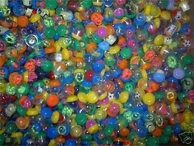 "125 2"" Toy Filled Vending Capsules Bulk Mix Party Favor Vending Toys"