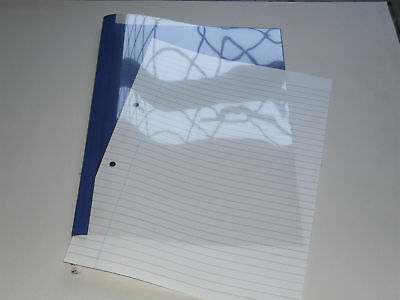 10 Thermal binding covers A4 assorted colours &