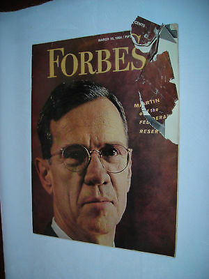 FORBES March 15 1964 Magazine