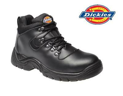 Dickies Fury Super Safety Boot Steel Toe Sizes 6-11