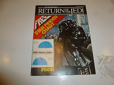 Star Wars Comic - Return of the Jedi - No 3 - Date 07/07/1983 - UK Marvel Comic