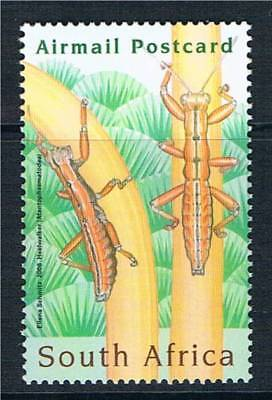 South Africa 2008 Entomology Conference SG 1662 MNH