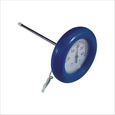 deluxe swimming pool large scale floating thermometer