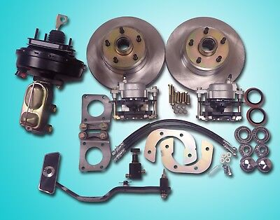 1967 1968 1969 1970 mustang power front disc brake conversion new