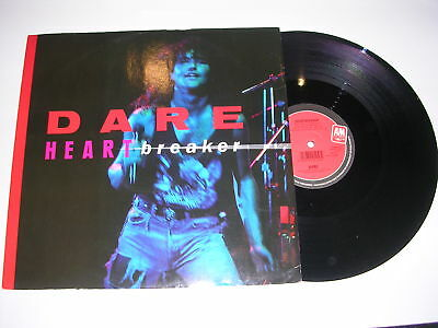 DARE : Heartbreaker - 1988 UK 2-track 12""