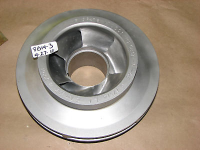 New Pacific/dresser Pump Impeller 410 Sst Sp J49218 9""