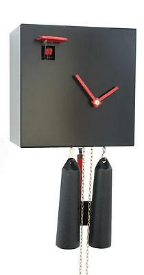 Genuine Black Forest Cube Design Cuckoo Clock Quality