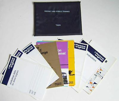 Perkins Product and Service Training Folder 1976