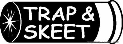 Trap & Skeet- Sporting Clays Sticker/Decal/Graphic