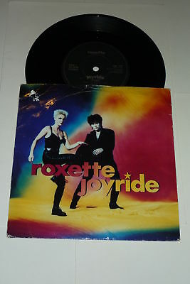 "ROXETTE - Joyride - Deleted 1991 UK 7"" Single"