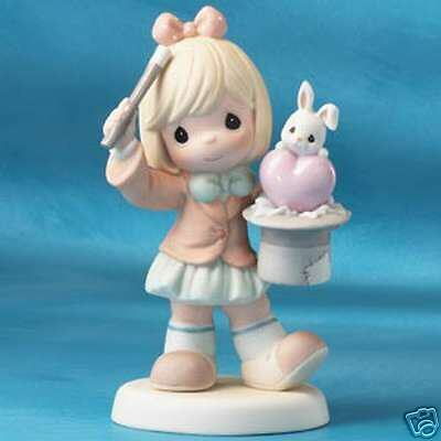 Enesco Precious Moments Wish You Were Hare NIB #110447
