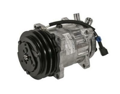 Skid Steer A/C Compressor for New Holland C185 C190 LS180