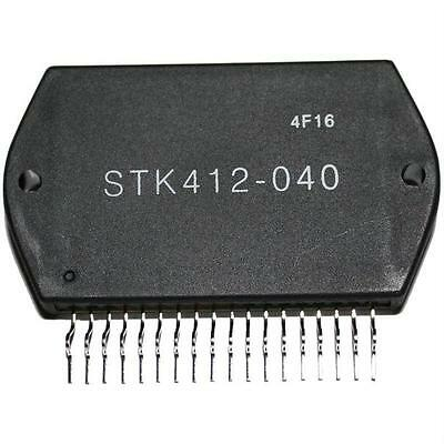 Hybrid-IC STK412-040 ; Power Audio Amp