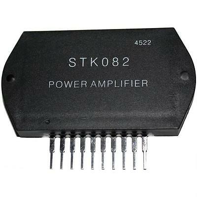 Hybrid-IC STK082 ; Power Audio Amp
