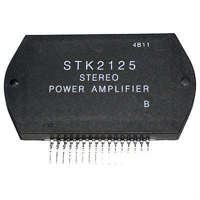 Hybrid-IC STK2125 ; Power Audio Amp