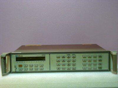 HP Agilent 3488A Switch/Control Unit