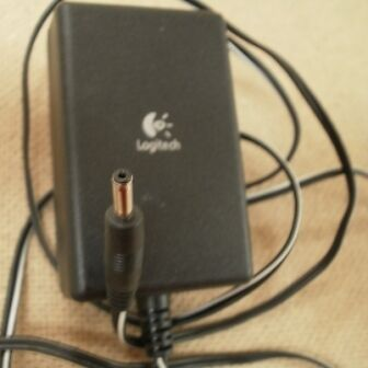 Logitech AC Adapter 190162-0000