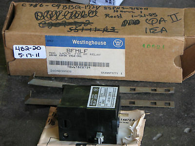 Nib Westinghouse Mag Latch For Bf Relay Bfmlf