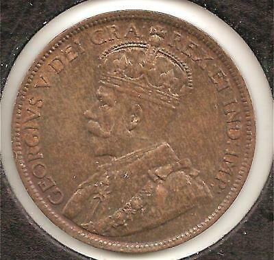 1915 UNCIRCULATED Canadian Large Cent #1 Reduced!