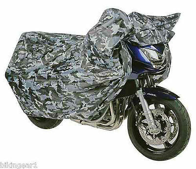 Oxford Motorcycle Aquatex Camo Waterproof Cover Large Of908