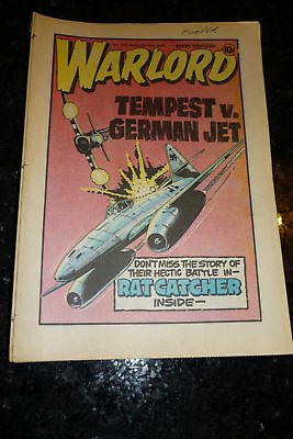 WARLORD Comic - Issue 328 - Date 03/01/1981 - UK Paper Comic