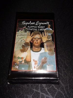 Napoleon Dynamite Sealed Trading Card Pack!