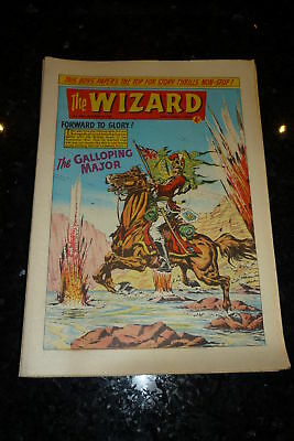 THE WIZARD Comic (1963) - No 1964 - Date 05/10/1963 - UK Paper Comic