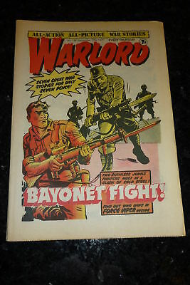 WARLORD Comic - Issue 156 - Date 17/09/1977 - UK Paper Comic