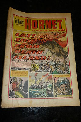The HORNET Comic - Issue 367 - Date 19/09/1970 - UK Paper Comic