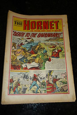 The HORNET Comic - Issue 370 - Date 10/10/1970 - UK Paper Comic