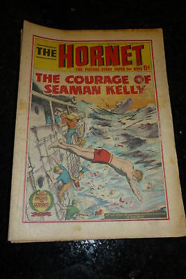 The HORNET Comic - Issue 377 - Date 28/11/1970 - UK Paper Comic