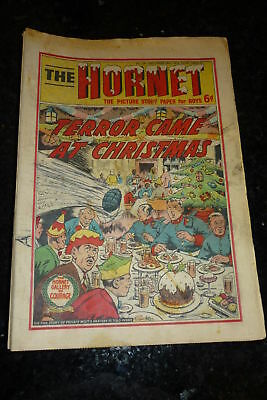 The HORNET Comic - Issue 381 - Date 26/12/1970 - UK Paper Comic