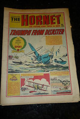 The HORNET Comic - Issue 390 - Date 27/02/1971 - UK Paper Comic