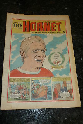 The HORNET Comic - Issue 396 - Date 10/04/1971 - UK Paper Comic