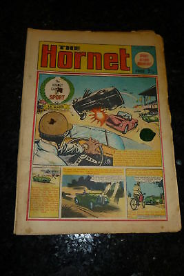 The HORNET Comic - Issue 412 - Date 31/07/1971 - UK Paper Comic