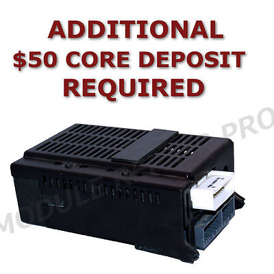 2005 FORD Crown Victoria LIGHT CONTROL MODULE LCM 05