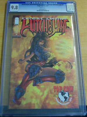 Encore Edition Witchblade #2 (1997) 9.8 CGC