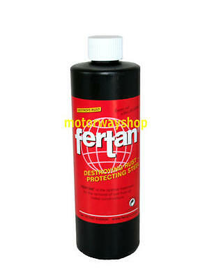 Fertan Rust Treatment Remover Converter 500ml BRAND NEW