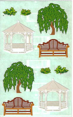Marvelous Mrs Grossmans Weeping Willow Tree Scrapbook Stickers 2 Pdpeps Interior Chair Design Pdpepsorg