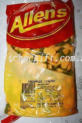 Allens Pineapples 1.3kg Bulk Bag