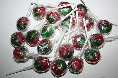 20 Pieces of Johnsons Rosey Apples Lollipops