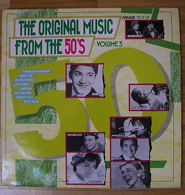 V.A. The Original Music From The Fifties Volume 3 2-LP